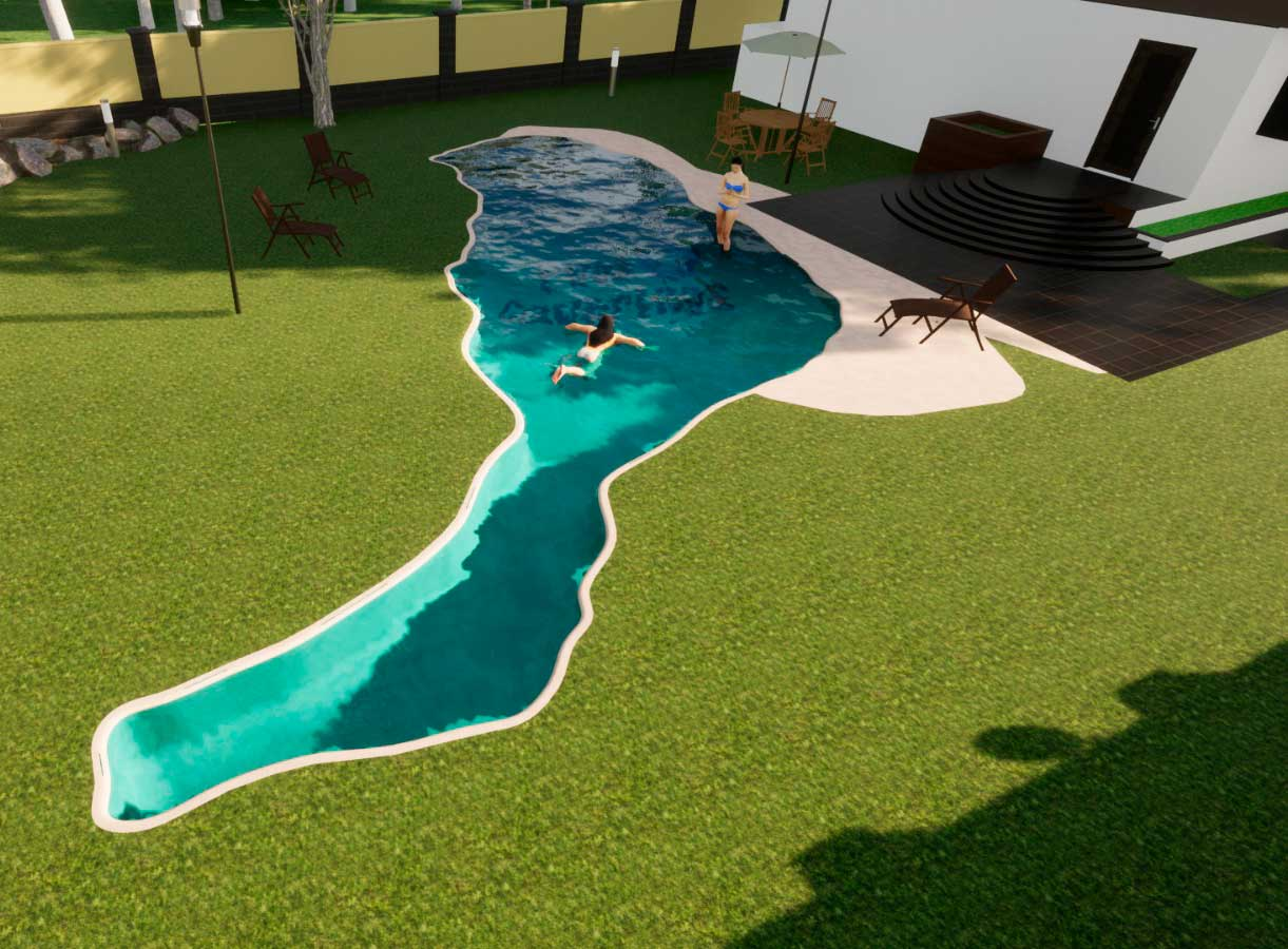 Pool Covering Lanzarote