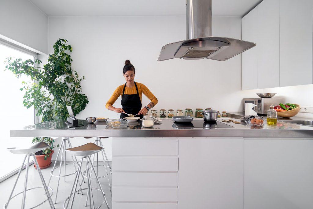 Reforma cocina moderna Las Palmas