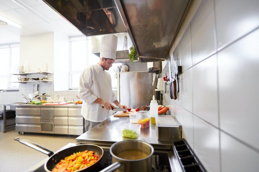 Limpieza de cocinas Restaurantes
