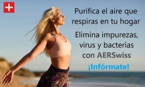 Sanear el aire que respiras